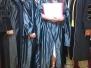 Graduación IBASI en iglesia Amor y Paz de la pastora Dra. Mariela Blandon 2016
